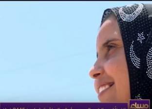 بالفيديو| بأكثر مما وعد به الرئيس.. أهالي المراشدة يتسلمون 2245 فدانا