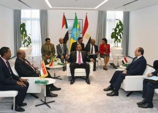 «الرئاسة» تكشف تفاصيل «القمة الثلاثية» بين مصر وإثيوبيا والسودان