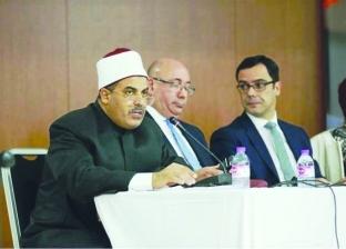 رئيس جامعة الأزهر يفتتح معرض الكتاب بكلية الدعوة الإسلامية