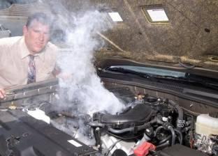 تعرف على أسباب ارتفاع درجة حرارة السيارة أثناء الزحام