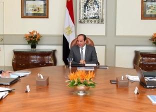 الرئيس يوجّه الحكومة بالانتهاء من تشكيل الصندوق السيادى لحُسن إدارة «أصول الدولة»