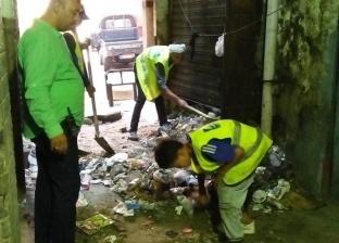 الشرقية: تكثيف حملات النظافة استعداداً للتقلبات الجوية وسقوط الأمطار