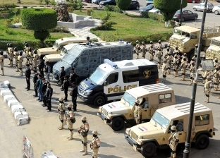 استعدادات القوات المسلحة لتأمين احتفالات ذكرى 25 يناير