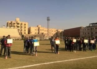 انطلاق فعاليات كأس النائب أشرف رشاد لخماسيات كرة القدم على ملاعب قنا