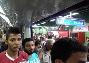 المترو: توزيع منشور على السائقين بعدم اصطحاب أحد داخل كابينة القطار