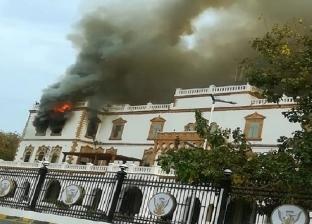 عمره 194 عاما.. حكاية القصر الرئاسي السوداني القديم بعد اندلاع حريق به