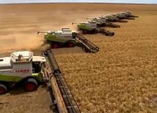 """زيادة ساعات عمل تشغيل آبار الوادي الجديد مع بداية """"حصاد القمح"""""""