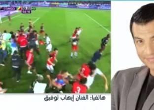 إيهاب توفيق: «الحمد لله فرحة المصريين في كل العالم»