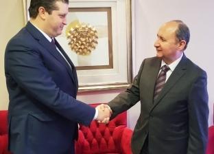 نصار: تنسيق مصري تونسي لتعزيز التعاون الاقتصادى بين البلدين