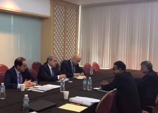 """""""الأسيوي للاستثمار"""" يبحث تمويل مشروعات مصرية في البنية التحتية سبتمبر"""