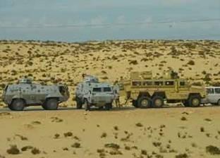 ضبط 55 هاربا من تنفيذ أحكام وتسجيل 98 مخالفة مرورية بشمال سيناء