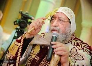 البابا: اللي عايز يزور مصر أهلا وسهلا.. والوضع تغير عن 5 سنين مضت