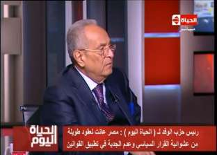بهاء أبو شقة: لا يحق للقضاة التنازل عن الحصانة التي تُمنح لهم