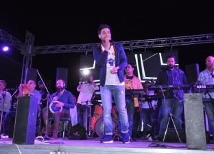 اليوم.. أحمد جمال يحيي حفلا غنائيا بمهرجان القلعة للموسيقى