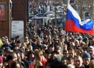 تظاهرة في موسكو ضد رفع سن التقاعد