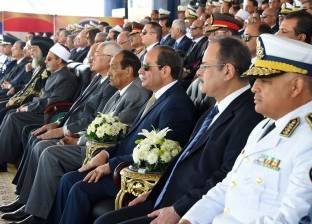مصدر قضائي: السيسي يدعو أبو العزم لحضور حفل تخرج الكلية الحربية