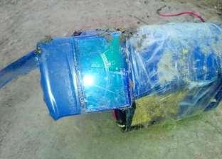 """تحريات """"قنبلة مدرسة إمبابة"""": ولي أمر صنع """"عبوة وهمية"""" من عصا مكنسة"""