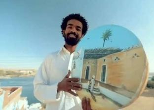 """""""نفس الشكل والشعر"""".. شبيه محمد صلاح النوبي: نفسي يزورنا وأضايفه عندنا"""