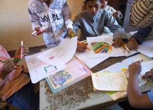 """""""رسم حر"""" و""""مواجهة التطرف"""".. أنشطة """"ثقافة جنوب سيناء"""""""