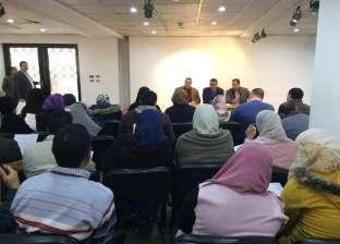 إعداد برامج شهر رمضان وخطط الأنشطة بإقليم شرق الدلتا الثقافي