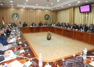 محافظ المنوفية يطلق أسماء 3 شهداء على مدارس في مركز أشمون