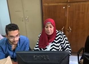 60 جهاز كمبيوتر لتسجيل رغبات طلاب تنسيق المرحلة الأولى بجامعة عين شمس
