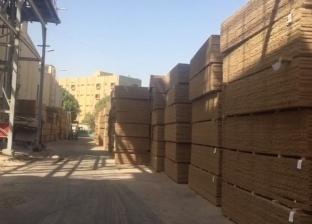 بالفيديو| أكبر مصنع أخشاب «فايبر بورد» فى الشرق الأوسط مهدد بالإغلاق بسبب المستورد والأمطار