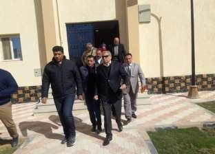 غلق 48 منشأة طبية مخالفة خلال حملات تفتيشية في المنيا