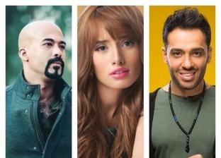وفاه هيثم زكي ومرض رامي جمال وهادي الجيار.. أحداث شغلت الوسط الفني