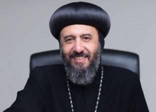 مكرم تهنئ ممثل الكنيسة المصرية لمشاركته بحفل الزفاف الملكي البريطاني