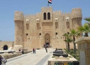 """آثار الإسكندرية تتواصل مع الإدارة المركزية للسياحة بشأن """"قايتباي"""""""