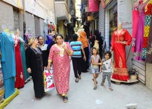 شارع كرداسة السياحى يستعيد بريقه بعد تطهيره من «بقايا الإخوان»