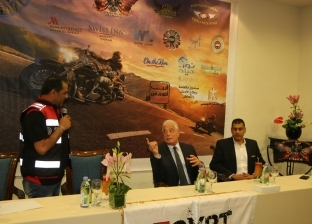 """فودة يشيد بمهرجان """"سيناء آمنة 2"""" في نسخته الثانية بشرم الشيخ"""