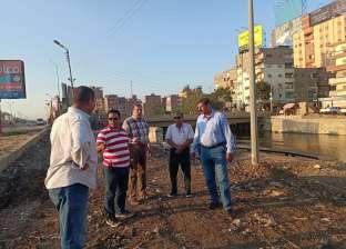 صور.. تطوير مآخذ محطات مياه الشرب لتحسين جودتها في كفر الشيخ