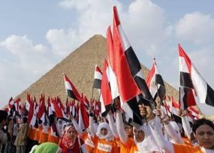مدير المنطقة الأثرية: 41 ألف زائر للهرم خلال العيد