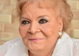 نادية لطفي تنشر صورة لجميل راتب من المستشفى في فرنسا