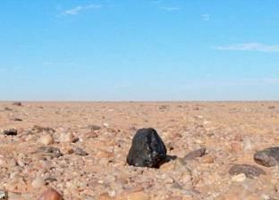 مواطن أردني يعثر على نيزك نادر بمحافظة الزرقاء شرق المملكة