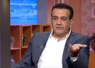 """أسامة منير ينفعل على مذيعة TEN بسبب سؤال """"خنت مراتك كام مرة؟"""".. و""""نرمين"""": """"نسأل بطريقة تانية"""""""