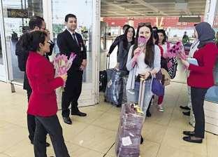 السياحة: 24 ألف سائح بريطاني زاروا مصر خلال شهر سبتمبر الماضي