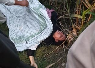 """""""أمن القليوبية"""" يكشف غموض مقتل ربة منزل والعثور على جثتها وسط الزراعات"""