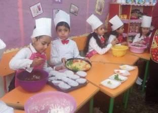"""""""تعليم بورسعيد"""" يستقبل رياض أطفال مدرسة بالإسكندرية"""