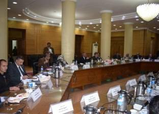 مدير مشروع الجودة بجامعة بنها يلتقي بـ14 إدارة استعدادا للاعتماد من هيئة الجودة