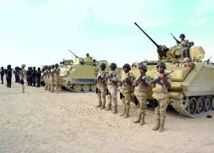 استشهاد مجند برصاص قناص في جنوب الشيخ زويد