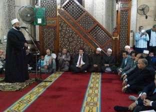 """مساجد الإسكندرية تتحدث عن """"محاسبة النفس"""""""