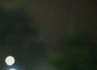 """غلق طريق """"أبو سمبل - أسوان"""" بسبب عاصفة ترابية"""