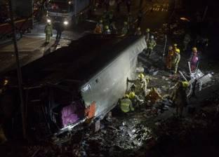 عاجل| 42 قتيلا على الأقل إثر احتراق حافلة في زيمبابوي