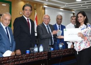 """محافظ بورسعيد يشهد احتفالية """"المهندسين"""" لتكريم أوائل الشهادات العامة"""
