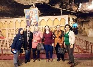 توزيع شهادات «أمان» على الأرامل والمعيلة في احتفالية يوم المرأة بأسيوط