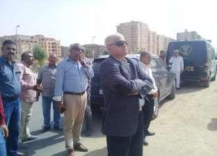رئيس حي البساتين: إزالة تعديات على 60 ألف متر مربع أملاك دولة