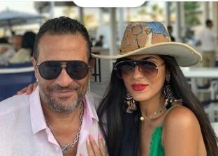 ماجد المصري يعلن شفاء زوجته من فيروس كورونا